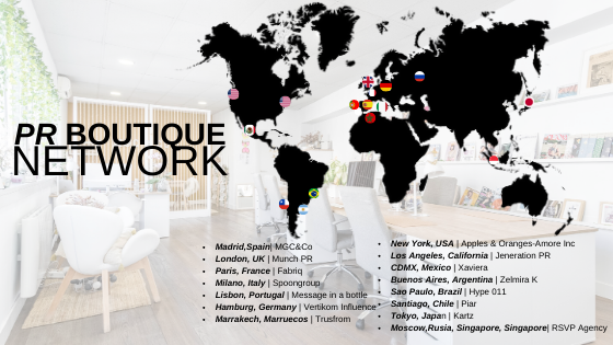 PR BOUTIQUE NETWORK