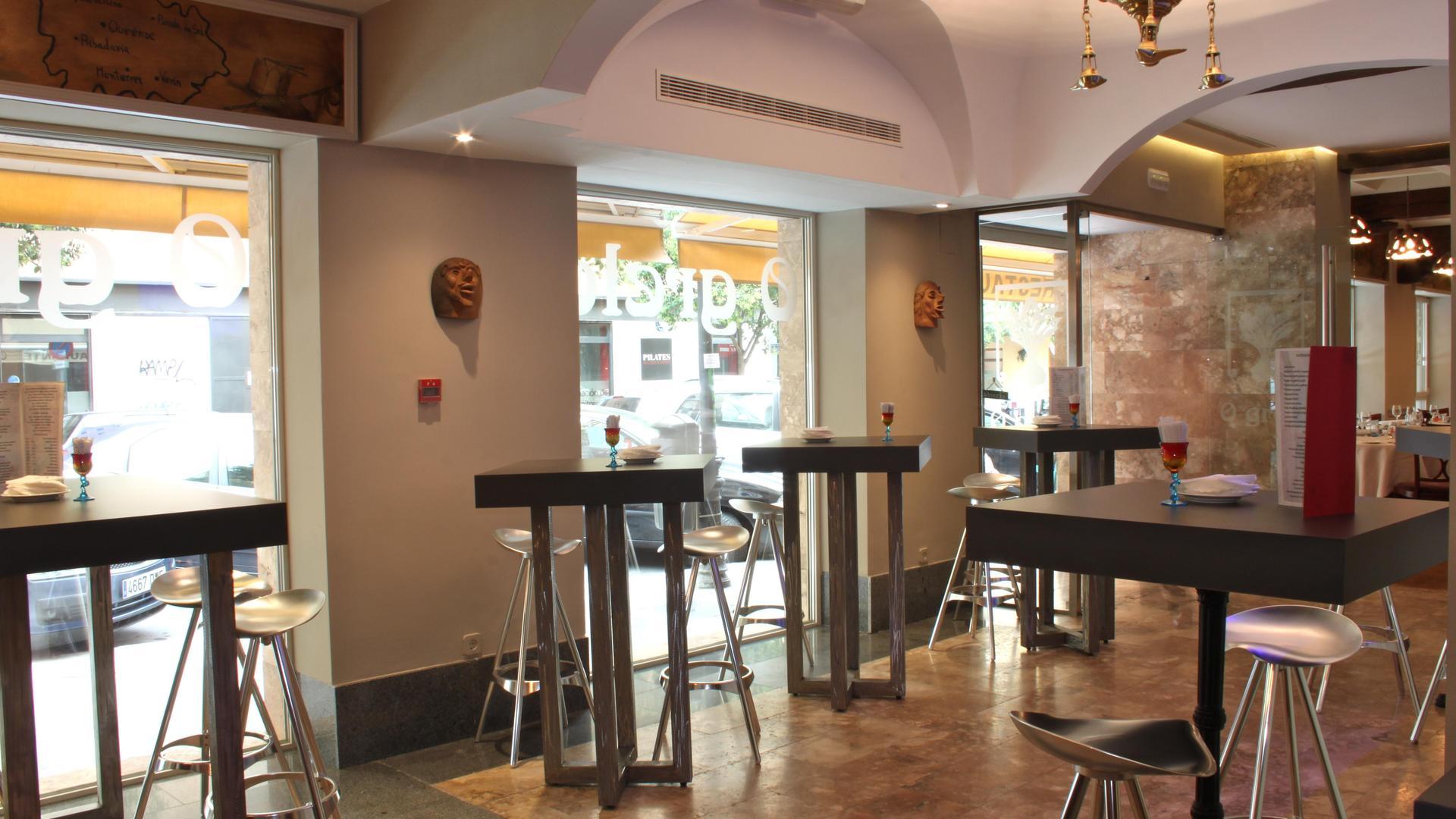 Restaurante Ogrelo.
